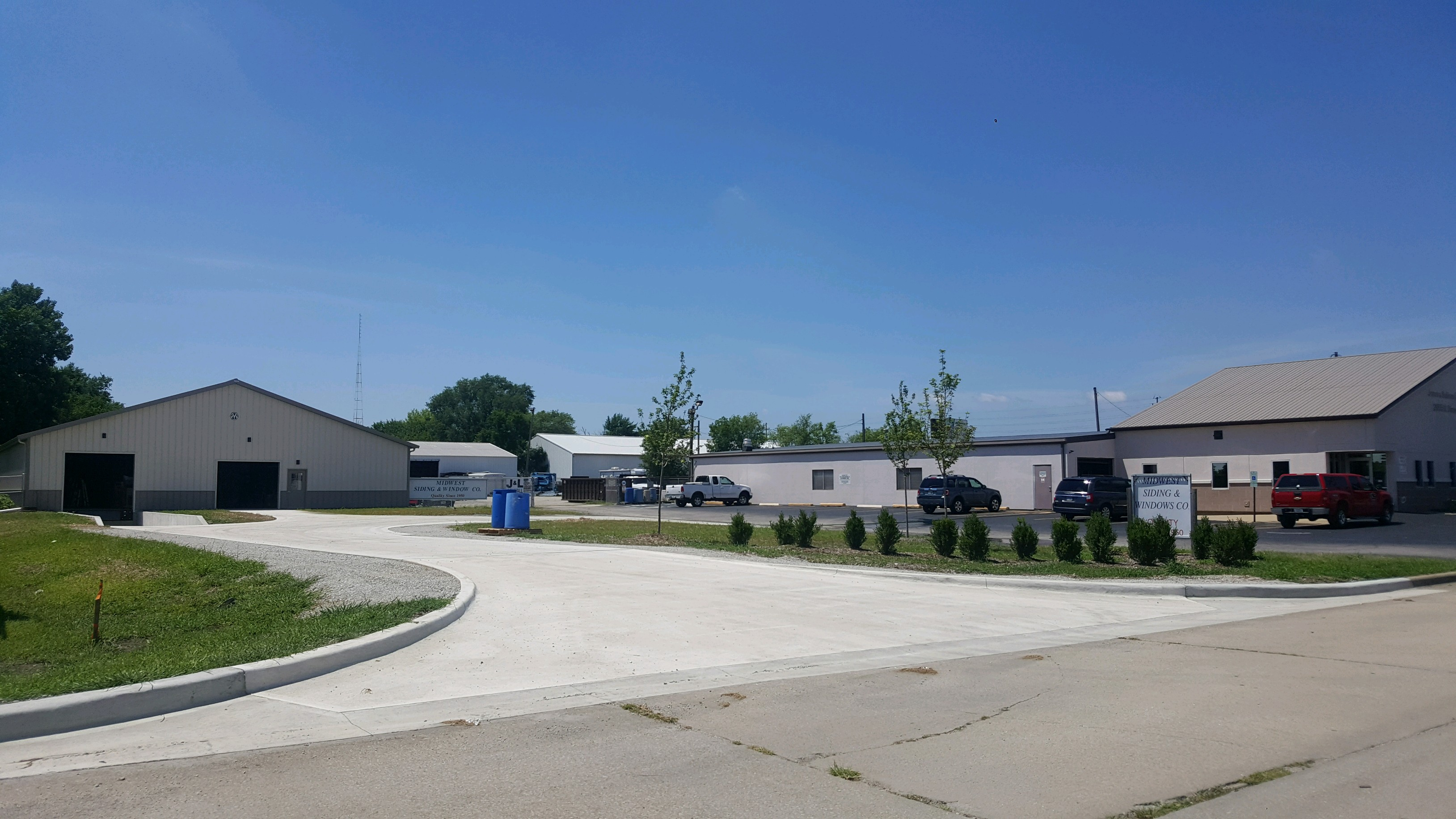 Midwest Siding Amp Windows Completes Facility Expansion