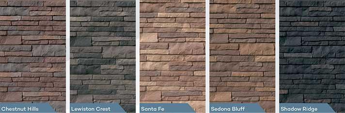 tando stone color options