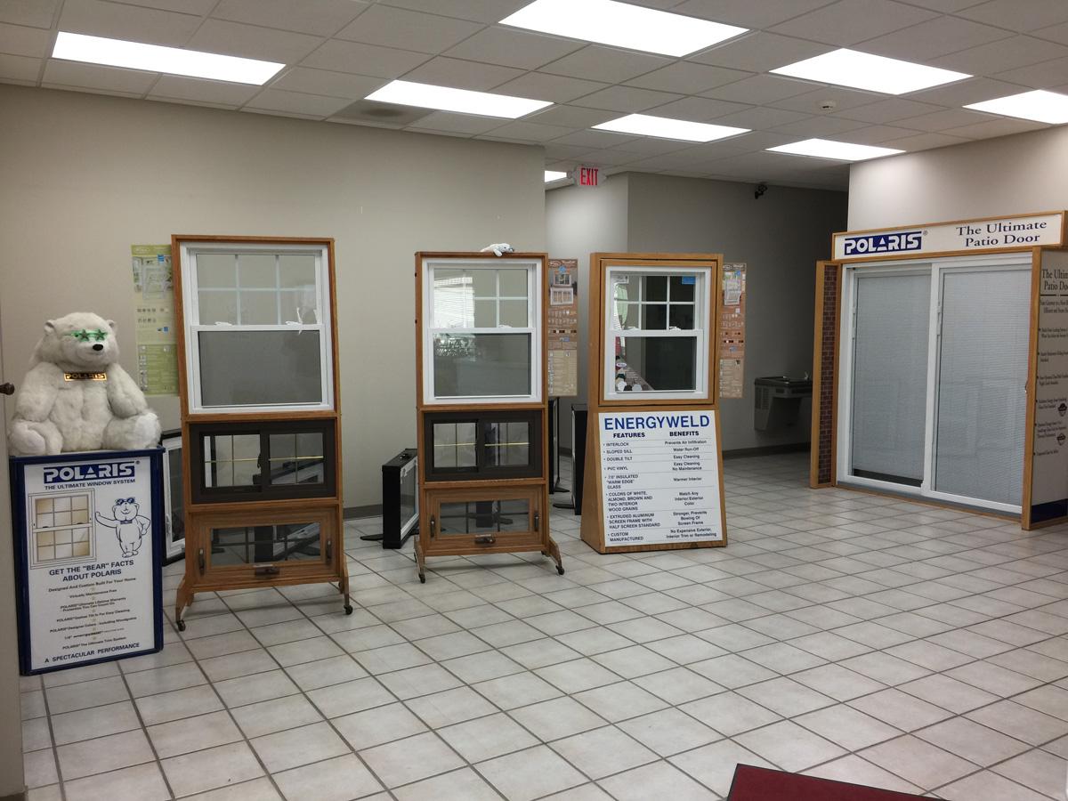 Midwest Siding & Doors Showroom