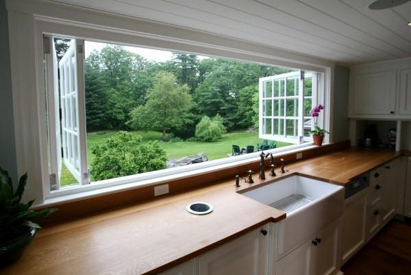 Window design siding