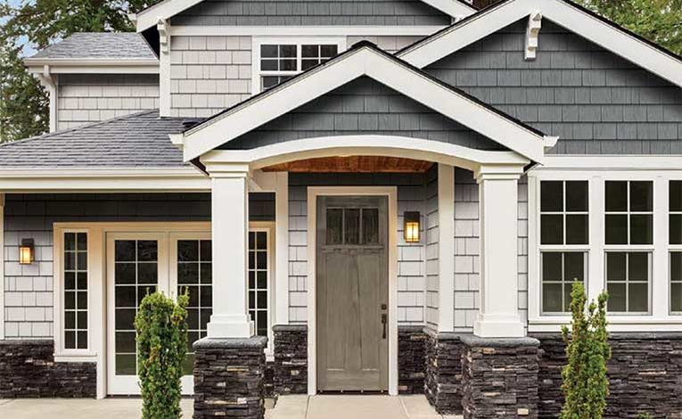 Royal Portsmouth Shake Shingle Siding Midwest
