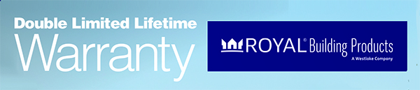 Royal Building Products warranty